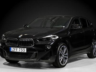 begagnad BMW X2 sDrive 20i Steptronic M Sport
