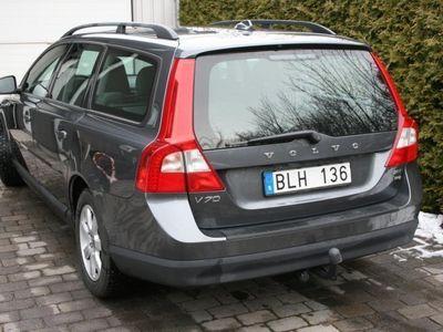 begagnad Volvo V70 II 2.0F Kinetic/Automat/Drag -10