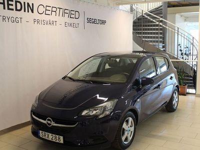 begagnad Opel Corsa 1,4 5dr 90hk S+V-hjul Soltak