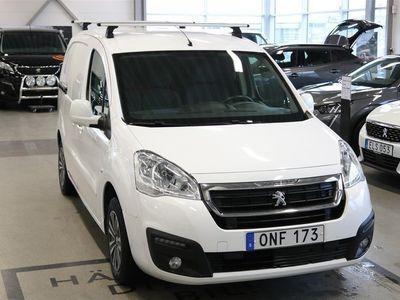 begagnad Peugeot Partner L1 75hk