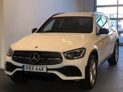 begagnad Mercedes GLC220 d 4MATIC AMG Line