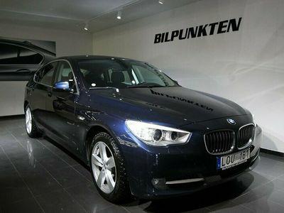 begagnad BMW 530 Gran Turismo d Steptronic Svensksåld Dragkrok 245hk