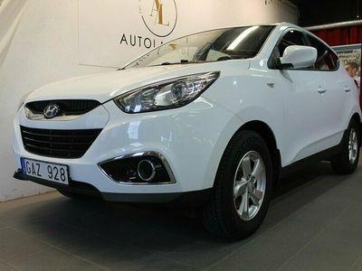 begagnad Hyundai ix35 1.6 GDI Fullserv AUX [3457MIL] Sv-Såld 135hk