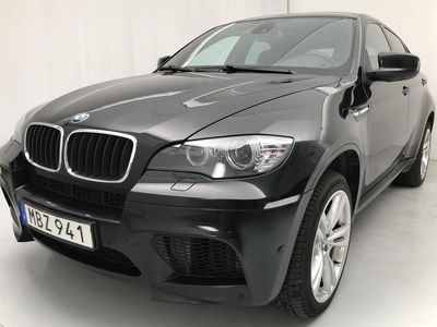 begagnad BMW X6 M M, E71 (555hk)