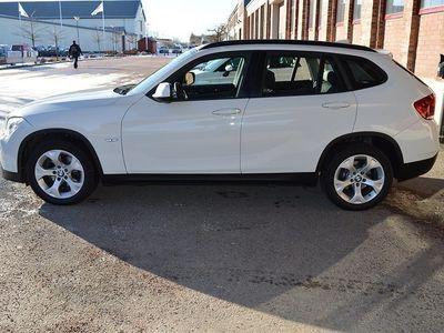 begagnad BMW X1 2,0 D X-DRIVE AUTOMAT 2012, SUV