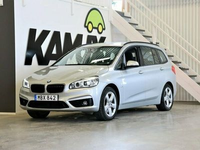 begagnad BMW 220 Gran Tourer d xDrive X-Drive | Sportline | 7-Sits | Drag | M-Värm