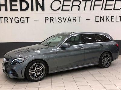 begagnad Mercedes 220 C Benz CAMG DRAG NAVI 2020, Kombi 354 900 kr