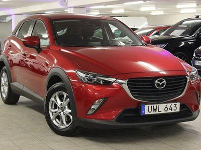 begagnad Mazda CX-3 Vision 2.0 120hk Aut - Garanti 5 År