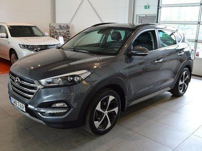 gebraucht Hyundai Tucson 1.6T Premium 4WD 177Hk -17