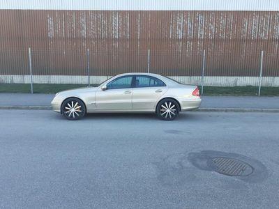 begagnad Mercedes E270 CDI