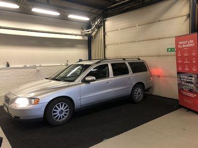 begagnad Volvo V70 2.4D 163hk DRAG ACC -07