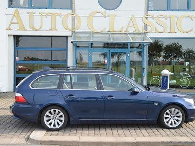 brugt BMW 520 d Touring 2009