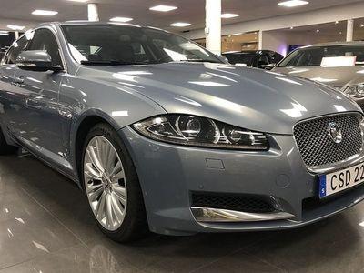 begagnad Jaguar XF 3.0 V6, 275hk, *AUTOMAT*
