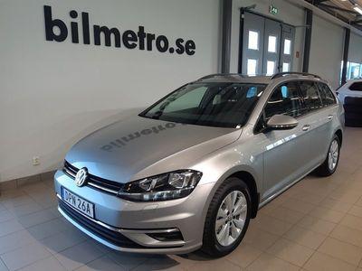 begagnad VW Golf SportsCombi WAGON COMFORTLINE 4MOTION 2.0 L TDI