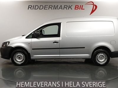 begagnad VW Caddy 2.0 Ecofuel Maxi Skåp (109hk)
