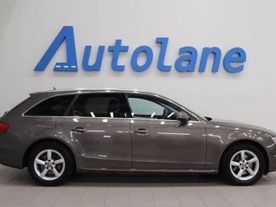 begagnad Audi A4 2.0 TDI Q,S-line,Eu6 190hk,Värmare