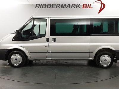 begagnad Ford Tourneo 2.2 TDCi 9-Sits M-värm 2013, Transportbil 119 800 kr