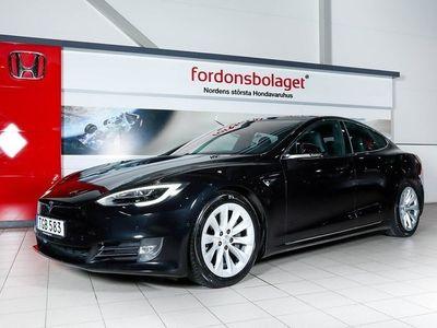 begagnad Tesla Model S 90D AWD Autopilot Leasbar