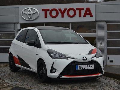 begagnad Toyota Yaris GRMN 1.8 Kompressor 212hk Limite -18