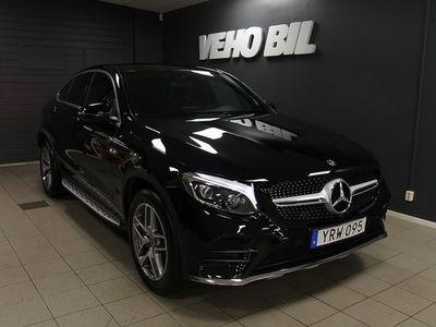 begagnad Mercedes E250 GLC Benz d Coupe AMG Värmare Drag 2019, SUV Pris 499 000 kr