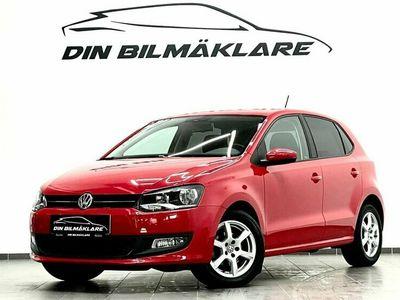 begagnad VW Polo 5-dörrar 1.4 Auto 1 Ägare Lågmil Comfortline