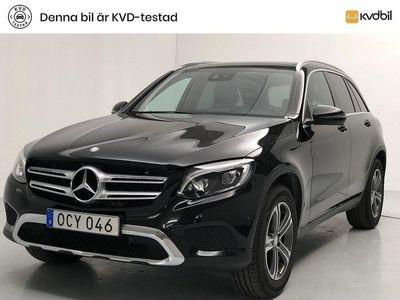 begagnad Mercedes GLC250 d 4MATIC X253 (204hk)