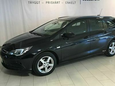 begagnad Opel Astra 1,4 TURBO 124HK ENJOY PLUS KOMBI S+V-HJUL