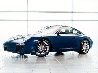 begagnad Porsche 911 Carrera S 997 - 385hk - låga mil!