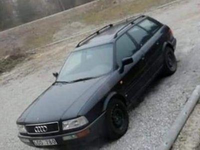begagnad Audi 80 Avant v6, bes o skatt