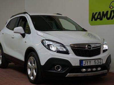 begagnad Opel Mokka 1.7 EcoFlex Drag 4x4 S&V Hjul (130hk)