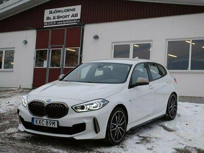 begagnad BMW M135 i xDrive Aut. Euro 6 306hk