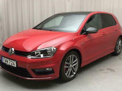 begagnad VW Golf VII 1.4 TSI 5dr R-Line