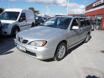 begagnad Nissan Primera Traveller 2.0 140hk Nybes Fin Kombi Kula