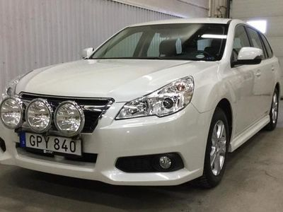 brugt Subaru Legacy 2.5i Boxer-CNG Station 2014, Personbil 125 000 kr - 150 000 kr