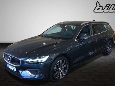 begagnad Volvo V60 D4 Inscription -19