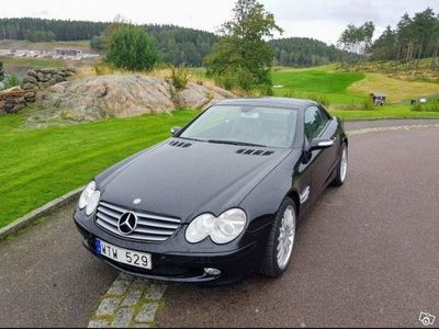 begagnad Mercedes SL350 Roadster (Mint Condition) -04