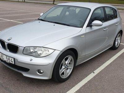 begagnad BMW 116 i Advatage