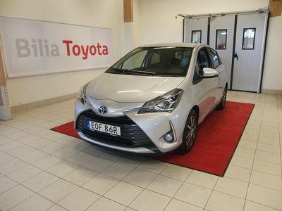 begagnad Toyota Yaris Hybrid Y20 Euro 6 101hk