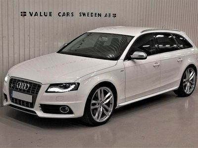 begagnad Audi S4 Avant 3.0 TFSI V6 quattro S Tronic