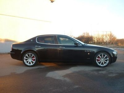 begagnad Maserati Quattroporte 4.2 V8 DUOSELECT 400HK