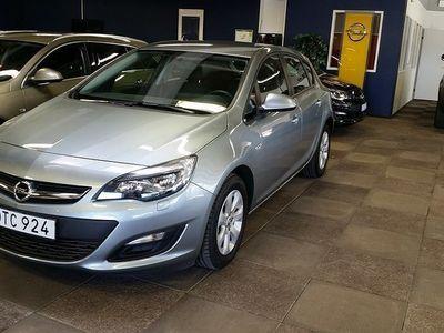 used Opel Astra 1.4 Turbo 140hk -15