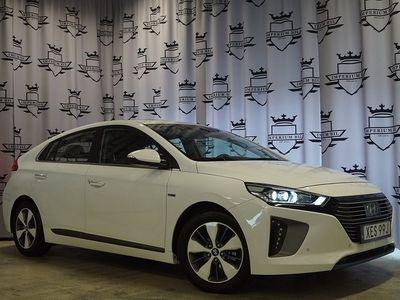 begagnad Hyundai Ioniq Plug-in 1.6 Premium+ Fullutrustad