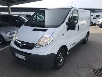 begagnad Opel Vivaro 2.0 CDTI -11