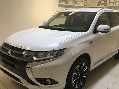 begagnad Mitsubishi Outlander P-HEV BUSINESS