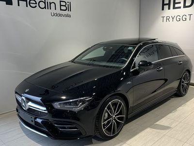 begagnad Mercedes CLA35 AMG AMG//Premiumpaket//Burmester surround soundsystem//Drag