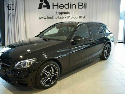 begagnad Mercedes C300 - Benzde KOMBI AMG / / NIGHTPACKAGE / / PREMIUMPAKET
