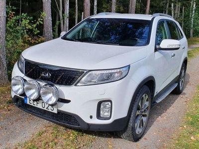begagnad Kia Sorento 2.2 CRDi 4WD