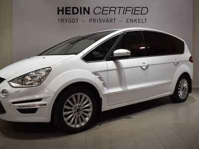 begagnad Ford S-MAX 2,0TDCi 140 hk Business Automat Drag