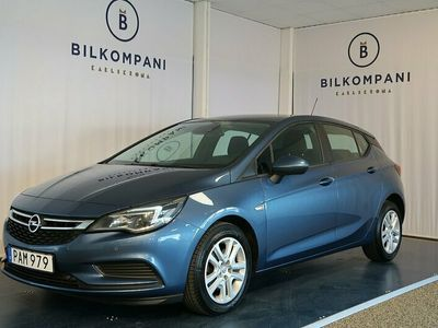 begagnad Opel Astra Enjoy 5D 1.6 CDTI Skattefri