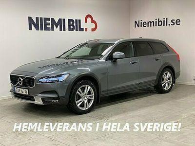 begagnad Volvo V90 CC D4 AWD Momentum Euro6 190hk Navi VOC